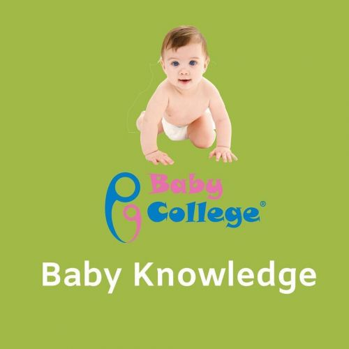Baby College ad.